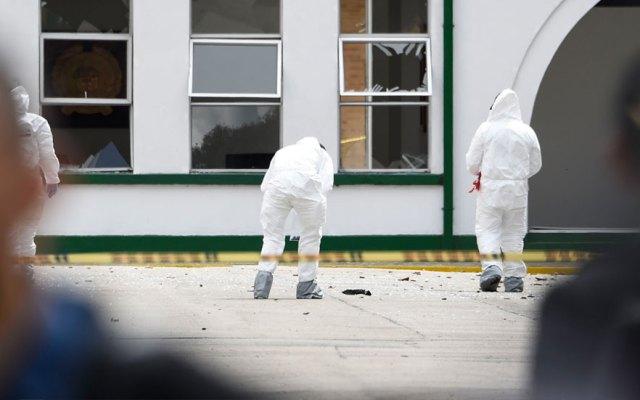 Asciende a 21 cifra de muertos por atentado en Bogotá - Foto de AFP