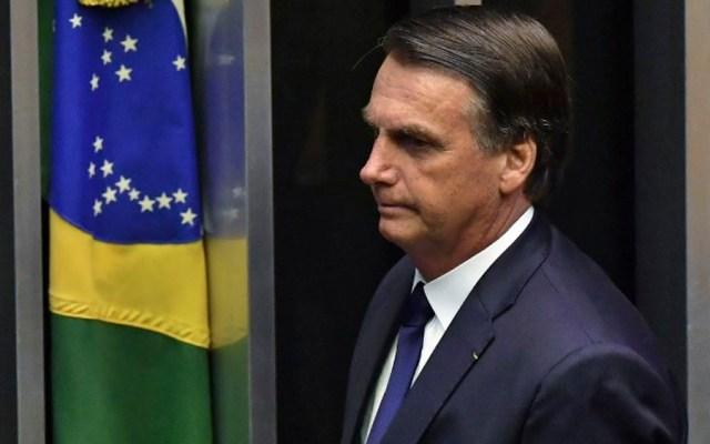 Bolsonaro abre posibilidad de base militar de EE.UU. en Brasil - Foto de AFP
