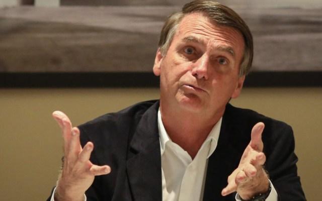 Ingresan a Bolsonaro en hospital para operación de estómago - Bolsonaro será sometido a una operación en Sao Paulo