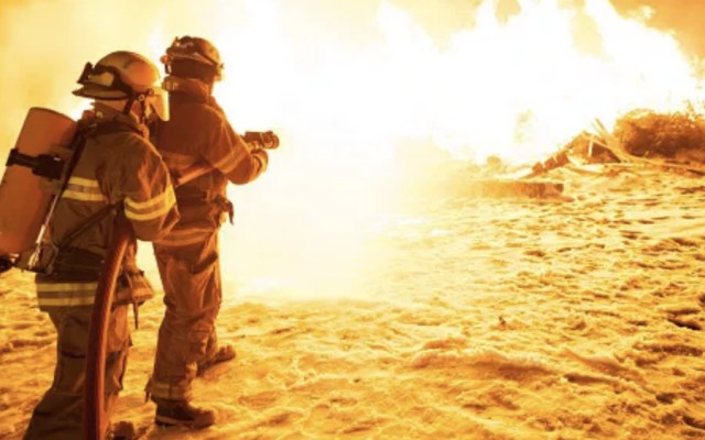 Revuelta e incendio en orfanato de Irak deja 7 niñas muertas - Foto de archivo Getty Images