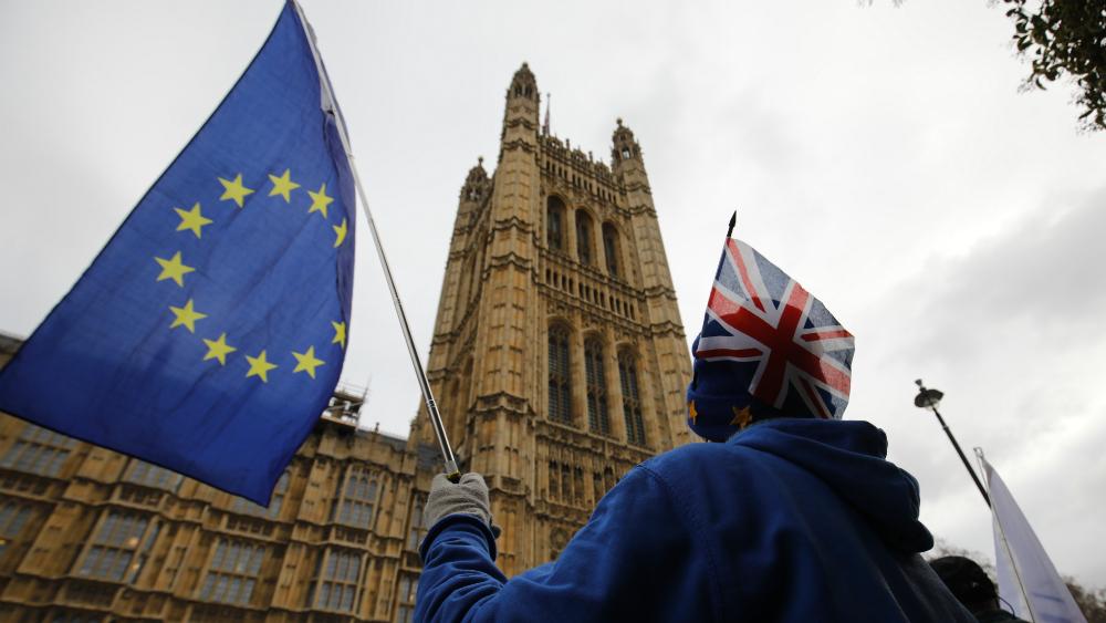 Diputados británicos votan contra un Brexit sin acuerdo - Foto de AFP