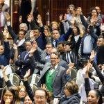 Diputados aprueban la Guardia Nacional y clausuran el periodo extraordinario; Senado lo verá en febrero - Cámara de Diputados. Foto de Notimex