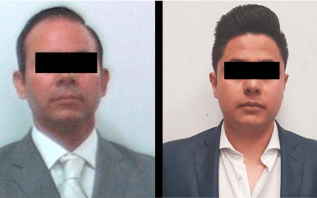 Detienen a dos funcionarios de Ecatepec por robo de despensas - detienen a dos funcionarios por robo de despensa