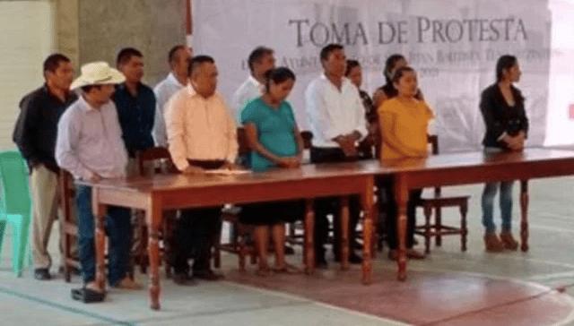 Renuncia alcaldesa en Oaxaca debido a amenazas - renuncia alcaldesa oaxaca