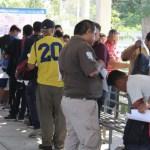 Solicitan tres mil 691 migrantes la Tarjeta por Razones Humanitarias - Foto de @ACNURamericas