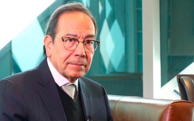 Carlos Salazar, nuevo presidente del Consejo Coordinador Empresarial - Carlos Salazar Lomelín. Foto de @SedecoCDMX