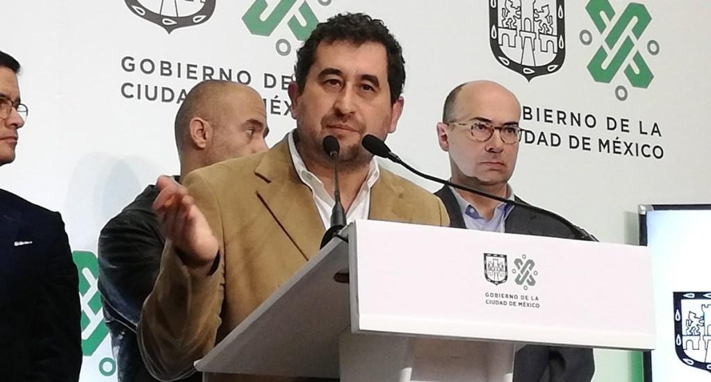Comisionado para la Reconstrucción de la Ciudad de México da positivo a COVID-19 - Foto de @craviotocesar