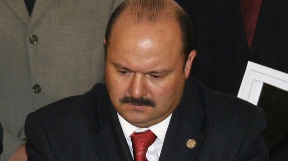 Gobierno federal dispuesto a extraditar a César Duarte: Corral - Foto de Twitter
