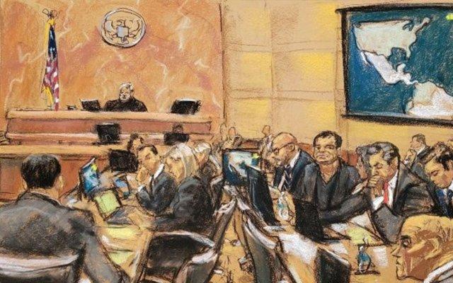 """El Chapo intentó sobornar al """"general de la nación"""": Cifuentes - chapo guzman intentó sobornar a militar"""
