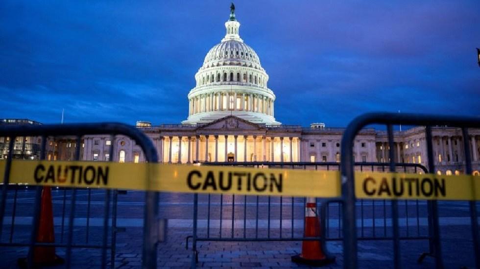 Migrantes son víctimas del cierre parcial del gobierno en EE.UU. - Cierre de Gobierno de EE.UU. Foto de Internet