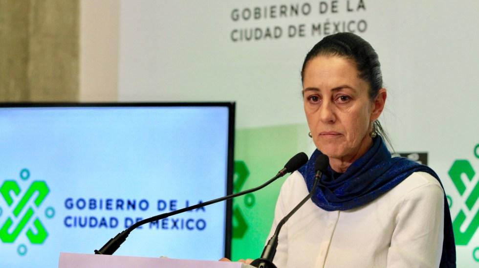Migrantes deben respetar reglas de la Ciudad de México: Sheinbaum - Claudia Sheinbaum Conferencia de prensa