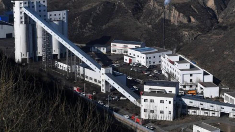 Colapso de mina en China deja 21 muertos - colapso de mina en china deja 21 muertos