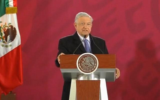 Ordena López Obrador ayudar a la gente tras explosión en ducto - Conferencia de AMLO 11 de enero. Captura de pantalla