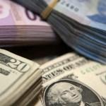 Dólar cierra en 19.27 pesos y pierde cuatro centavos frente al peso - Foto de El Economista