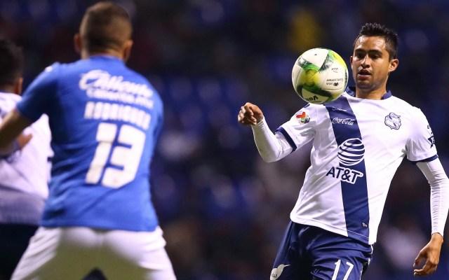 Cruz Azul con resaca empata ante el Puebla - Foto de Mexsport