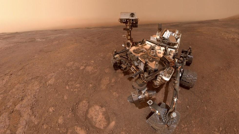 Curiosity explorará nuevas zonas de Marte - Foto de Curiosity Mars Rover