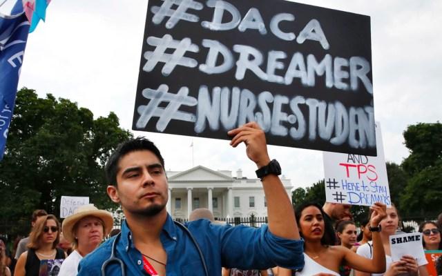 Cámara Baja de EE.UU. aprueba proyecto de ley para proteger a dreamers - Foto de Twitter