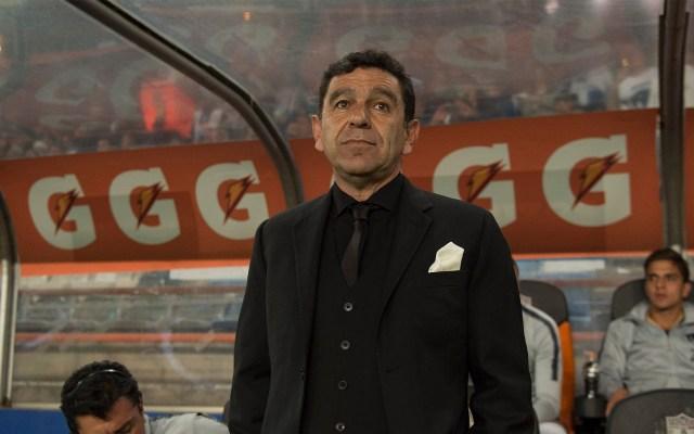 David Patiño fuera de Pumas - David Patiño. Foto de Mexsport.
