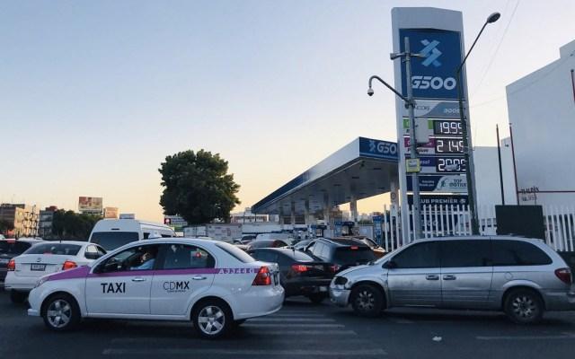 STPS desmiente rumores de suspensión de labores por desabasto de gasolina - Claudia Sheinbaum