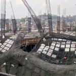 Derrumbe en construcción deja ocho heridos en Jalisco