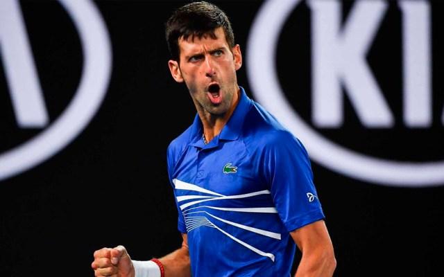 Djokovic enfrentará a Nadal en la final del Abierto de Australia - Foto de @ATPTour_ES