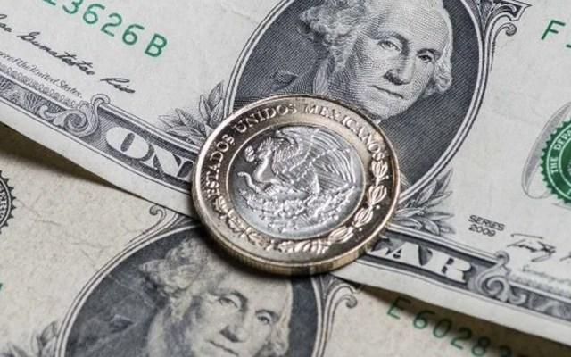 Dólar aumenta nueve centavos y cierra en 19.50 pesos - Foto de internet