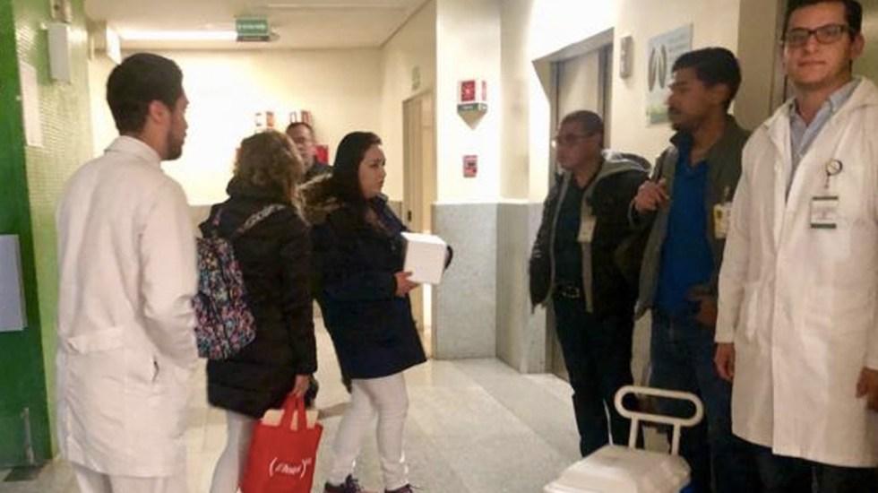 Donación de órganos de joven beneficiará a cuatro niños - Foto de Twitter IMSS