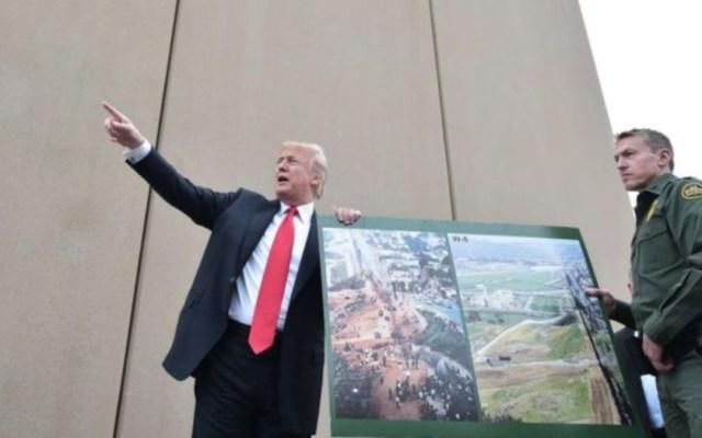 Difícil detener a la caravana migrante sin el muro: Donald Trump - donald trump volvió a pedir la construcción del muro