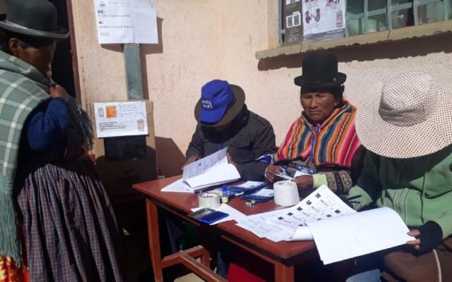 Bolivia celebras las primeras elecciones primarias de su historia - Foto de @Canal_BoliviaTV