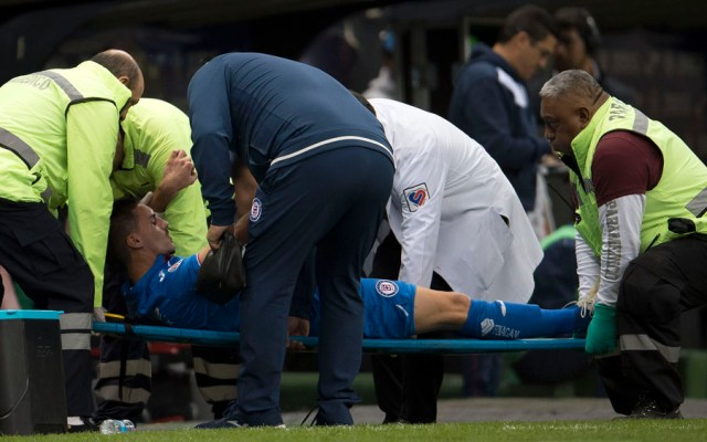 StephenEustáquio causará baja al menos 8 meses tras lesión - Foto de Mexsport