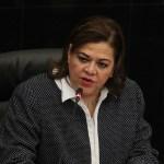 Autonomía de la Fiscalía General no es confrontación: Eva de Gyves - Foto de Notimex