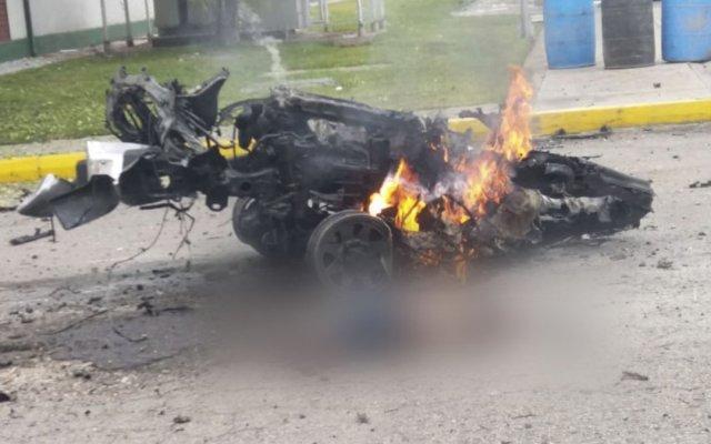 Senado de la República lamenta atentado terrorista en Colombia - Explota coche bomba en escuela de policías en Colombia. Foto de Internet