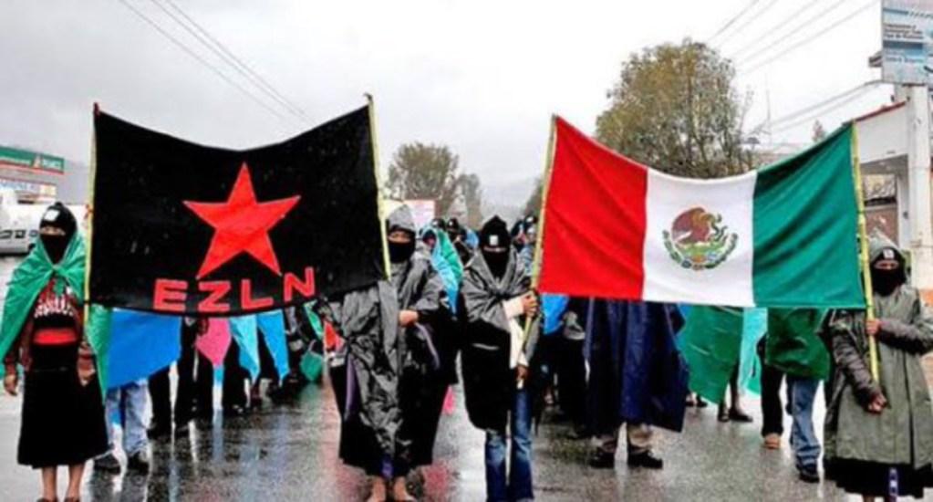 No permitiremos proyectos de López Obrador: EZLN - ezln se opondrá a proyectos de lópez obrador