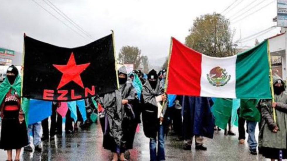 Gobierno actual quiere secuestrar la imagen de Zapata: EZLN - ezln se opondrá a proyectos de lópez obrador