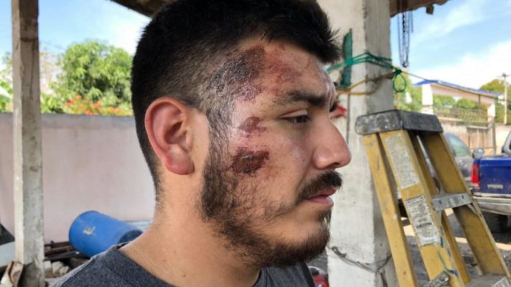 CEDH investiga detención ilegal de familia estadounidense en Veracruz - cedh abre expediente por caso de familia en actopan