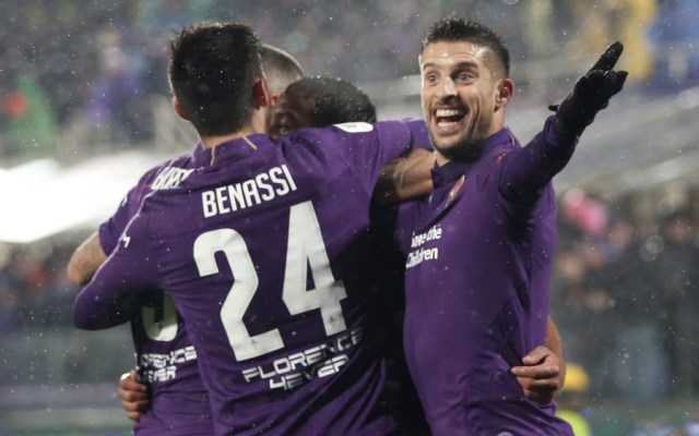 Fiorentina pasa a semifinales de Copa de Italia tras humillar a la Roma - Foto de @acffiorentina