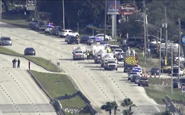 Tiroteo en banco de Florida deja al menos cinco muertos - Foto de WFLA