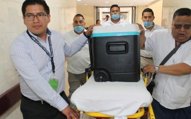 Donación de órganos de joven de 15 años beneficia a cinco personas - Foto del IMSS
