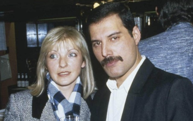 Ex prometida de Freddie Mercury recibirá regalías millonarias por 'Bohemian Rhapsody' - Foto de Getty Images
