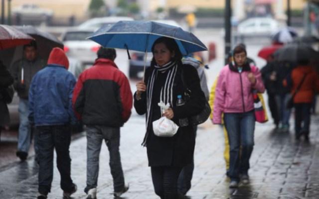 Prevén lluvias y ambiente frío en gran parte del país - Foto de Internet