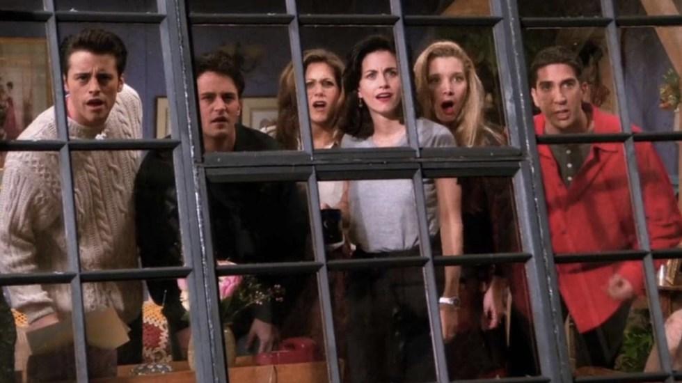 'Friends' da 20 mdd por repeticiones a sus protagonistas - Foto de internet