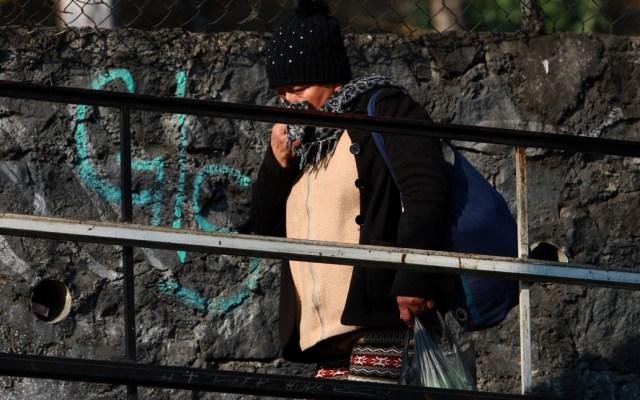 Activan Alerta Amarilla por bajas temperaturas en 12 alcaldías - Foto de Notimex