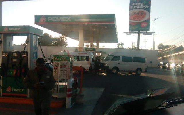 AMLO insiste: sí hay gasolina, el problema la distribución - Foto de Twitter.