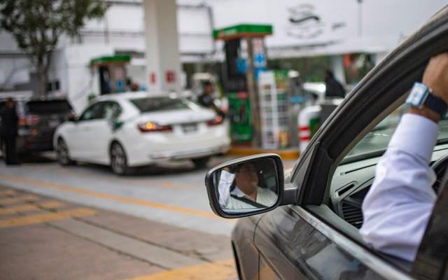 Desabasto de combustible podría reflejarse en la inflación: Banxico - Foto de AFP