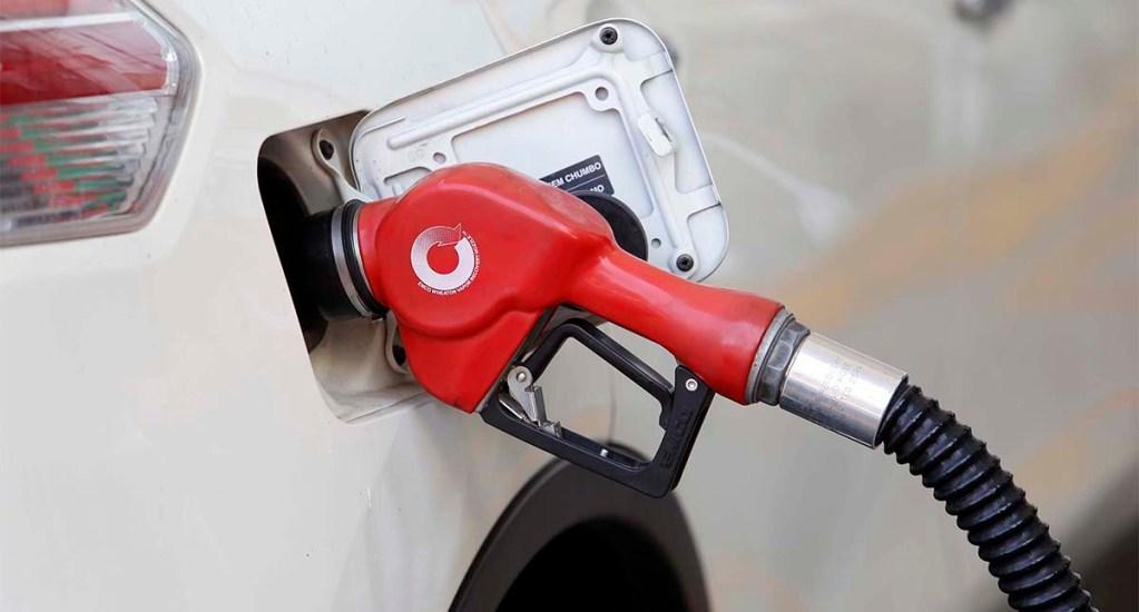 Desabasto de Premium en Morelos es casi absoluto: gasolineros - Gasolina Premium. Foto de Notimex.