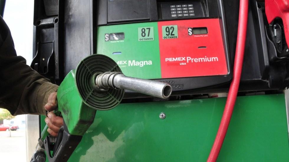 Se pagará menos IEPS en Magna y diésel durante Semana Santa - Los consumidores seguirán pagando el IEPS de las gasolinas. Foto de Internet