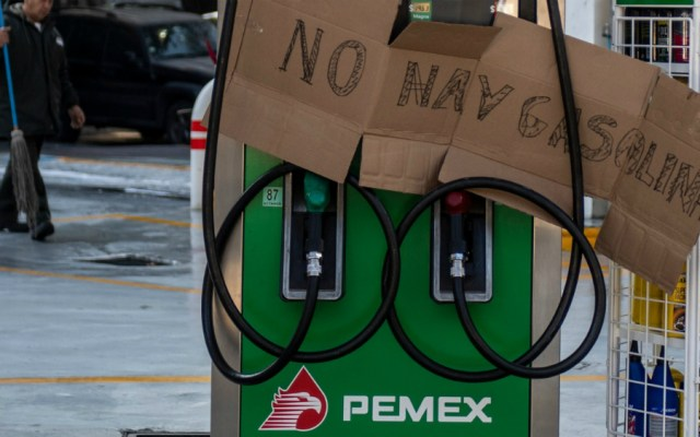 Desabasto de gasolinas afecta ya a 10 entidades - Desabasto de gasolinas afecta ya a 10 entidades