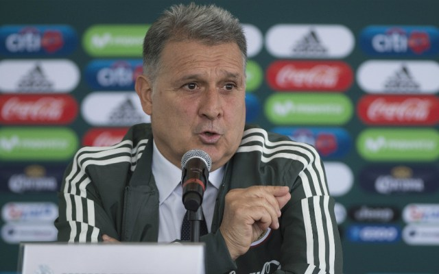 Juan Carlos Osorio fundamentaba bien las rotaciones: Martino - Foto de Mexsport