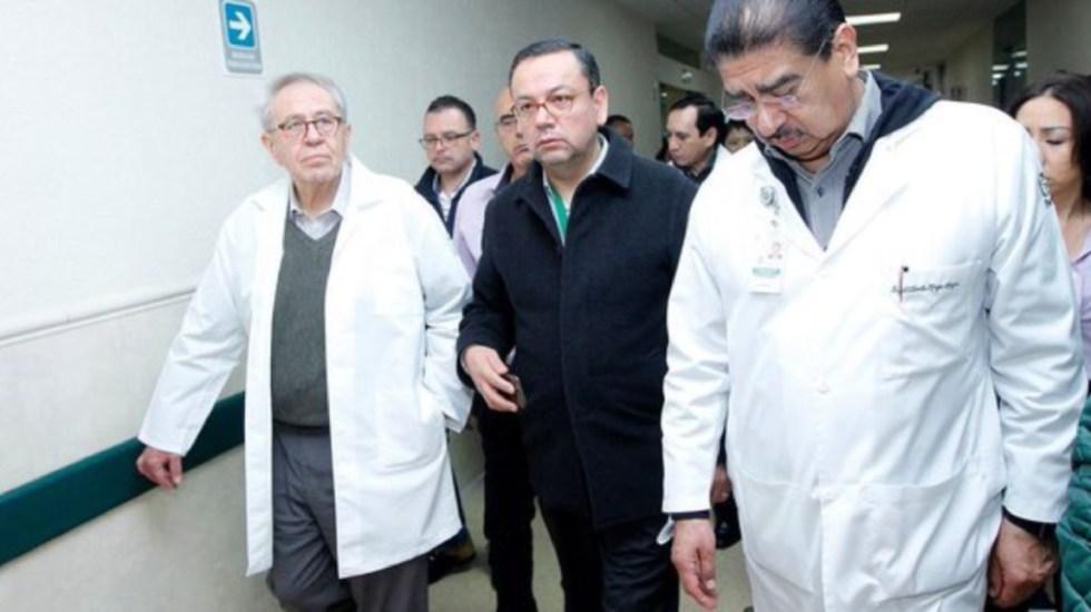 El 80 por ciento de los lesionados por explosión de ducto están graves: IMSS - pacientes explosion graves