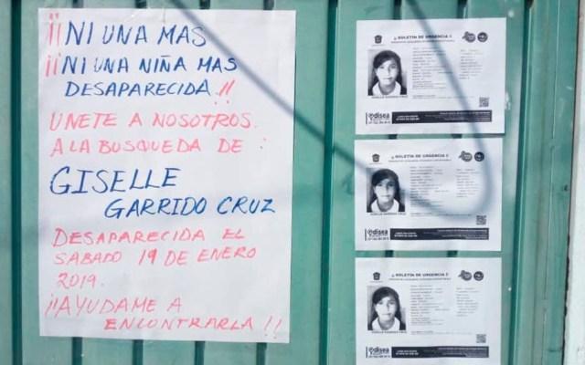 Encuentran cadáver de menor desaparecida en Chimalhuacán - Foto de @EveRanArza